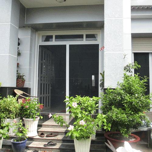 Công Trình Lắp Cửa Lưới Chung Cư Sơn Kỳ Tân Phú